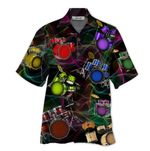 Tropical Summer Aloha Hawaiian Shirt Drum HD-HG20
