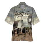 Tropical Summer Aloha Hawaiian Shirt Cow QL-HG1528