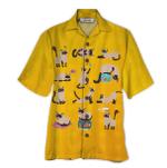 Tropical Summer Aloha Hawaiian Shirt Siamese HD-LC16