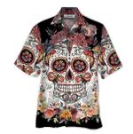 Tropical Summer Aloha Hawaiian Shirt Skull HD-LC22.1
