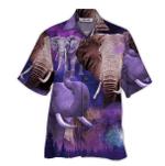 Tropical Summer Aloha Hawaiian Shirt Elephant HD-LC04