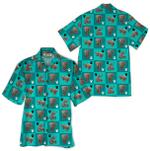 Tropical Summer Aloha Hawaiian Shirt Elephant HD-LC02