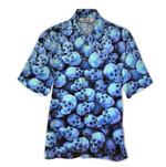 Tropical Summer Aloha Hawaiian Shirt Skull QL-TH1270