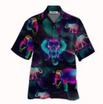 Tropical Summer Aloha Hawaiian Shirt Elephant HD-LC03