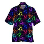 Tropical Summer Aloha Hawaiian Shirt Skull QL-HG1495
