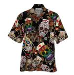 Tropical Summer Aloha Hawaiian Shirt Nurse HD-HG08
