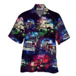 Tropical Summer Aloha Hawaiian Shirt Truck Driver HD-TH13