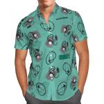 Tropical Summer Aloha Hawaiian Shirt Nurse HD-LC16
