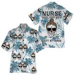 Tropical Summer Aloha Hawaiian Shirt Nurse HD-DD14