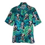 Tropical Summer Aloha Hawaiian Shirt Dalmatian QL-HG1575