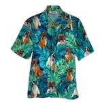 Tropical Summer Aloha Hawaiian Shirt Boxer QL-HG1576