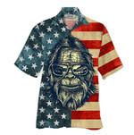 Tropical Summer Aloha Hawaiian Shirt Bigfoot HD-HG33