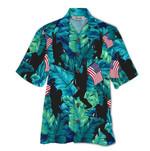 Tropical Summer Aloha Hawaiian Shirt Bigfoot HH-NQ06
