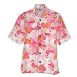 Tropical Summer Aloha Hawaiian Shirt & Short Flamingo HD-NQ28