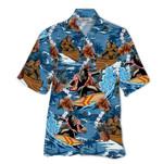 Tropical Summer Aloha Hawaiian Shirt Bigfoot HH-NQ07