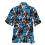 Tropical Summer Aloha Hawaiian Shirt Bowling HH-NQ08