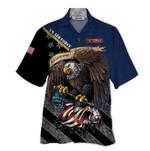 Tropical Summer Aloha Hawaiian Shirt US Air Force Veteran HD-DD09