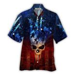 Tropical Summer Aloha Hawaiian Shirt Skull HD-NQ31