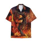Tropical Summer Aloha Hawaiian Shirt Dragon HD-NH05