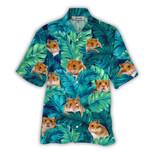 Tropical Summer Aloha Hawaiian Shirt Hamster HC-NQ02