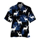 Tropical Summer Aloha Hawaiian Shirt Deer NH-HG03