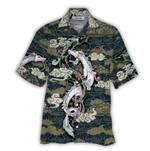 Tropical Summer Aloha Hawaiian Shirt Dragon NH-NQ06