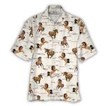 Tropical Summer Aloha Hawaiian Shirt Horse NH-NQ09