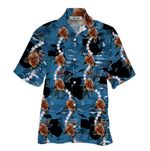 Tropical Summer Aloha Hawaiian Shirt Drum HC-NH03
