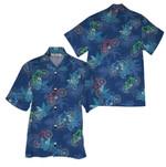 Tropical Summer Aloha Hawaiian Shirt Cycling HH-HG329