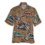 Tropical Summer Aloha Hawaiian Shirt Motorcycle HH-NQ12