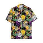 Tropical Summer Aloha Hawaiian Shirt Cat AV-NQ01