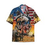 Tropical Summer Aloha Hawaiian Shirt US Military DN-NQ04