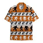 Tropical Summer Aloha Hawaiian Shirt Bigfoot DN-HG38