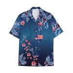 Tropical Summer Aloha Hawaiian Shirt Trumpet AV-NH04