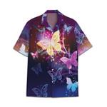 Tropical Summer Aloha Hawaiian Shirt Butterfly HC-NQ30