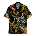 Tropical Summer Aloha Hawaiian Shirt Deer AV-HG06