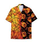 Tropical Summer Aloha Hawaiian Shirt Skull AV-NH06