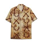 Tropical Summer Aloha Hawaiian Shirt Hunting HC-NQ35