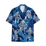 Tropical Summer Aloha Hawaiian Shirt Bigfoot DN-NH08