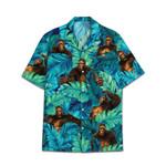 Tropical Summer Aloha Bigfoots Emotion Hawaiian Shirt DN-NQ24