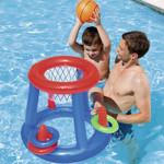Floating Swimming Pool Basketball Hoop Net