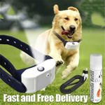 Rechargeable Dog Collar Anti Bark Pet Train Mist Spray