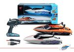 2.4Ghz Rc Racing Boat High Speed Electronic Remote Control Boat For