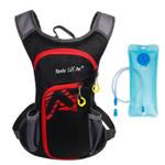 2.0L Water Hydration Backpack Bladder Bottle