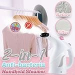 2-In-1 Anti-Bacteria Handheld Steamer