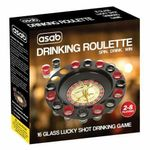 Anyells Russian Roulette Adult Christmas Drinking Game