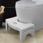 Folding Multi-Function Toilet Stool