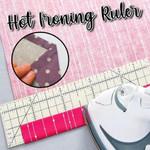Hot Ironing Ruler
