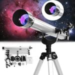 Professional Astronomical 675X Space Telescope For Kids/ Beginners & Adult With Tripod By The Splendid Store