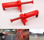 LayingPro - Bricklaying Liner Clamping Tool (2 Set/4PCS)